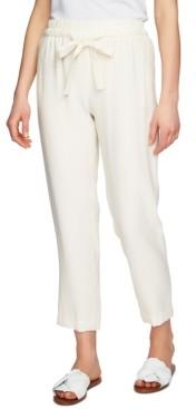 1 STATE Cropped Drawstring Pants
