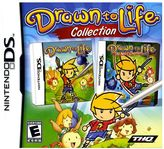 Nintendo Drawn to life collection for ds