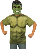 Rubie's Costume Co Hulk Muscle-Print Dress-Up Set - Kids