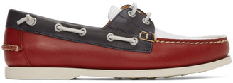 Polo Ralph Lauren Multicolor Merton Boat Shoes