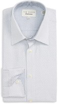 Ted Baker 'Covell' Trim Fit Graphic Dress Shirt