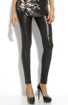 Leith Stretch Leather Leggings