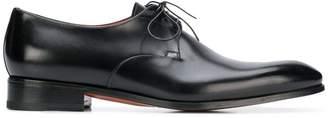 Santoni derby shoes