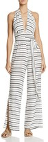 Faithfull The Brand Cannes Stripe Jumpsuit