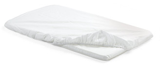 Stokke HomeTM Cradle Fitted Sheet Set, White