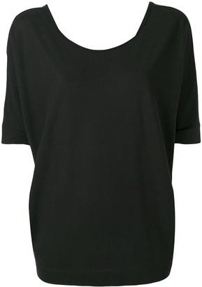 Zanone loose-fit T-shirt