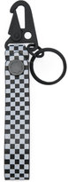 Off-White checker keychain