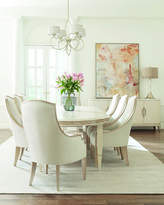 Caracole Gabrielle Upholstered Arm Chair