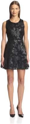Romeo & Juliet Couture Women's Mesh Dress