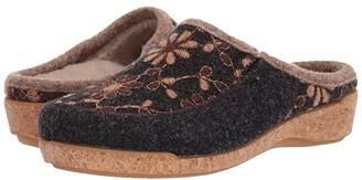 Taos Footwear Woolderness 2 (Charcoal) Women's Slippers