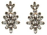 Oscar de la Renta Navette Drop Earrings