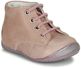 GBB NAOMI girls's Mid Boots in Pink