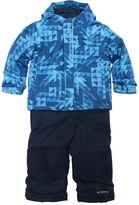 Columbia Nylon Puffer Ski Jacket & Jumpsuit