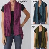ADI Ci Sono by Junior's Asymmetrical Hem Vest