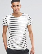 Selected Homme Stripe T-shirt