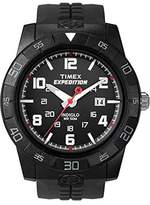 Timex Men's T498319J Expedition Rugged Analog Resin Strap Watch