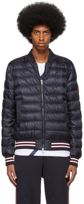 Moncler Navy Down Robert Puffer Jacket