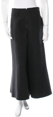 Rosie Assoulin Wool Palazzo Pants w/ Tags