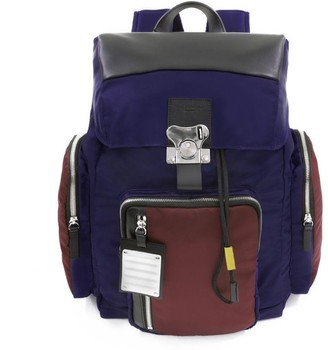 FPM Nylon Bank On The Road-butterfly Pc Backpack M