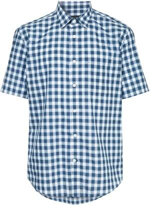 Durban Checked Short Sleeve Shirt