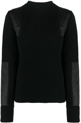 YMC Ribbed Knit Jumper
