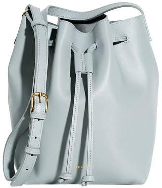 Jack Wills Witney Leather Bucket Bag