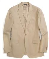 Tommy Hilfiger Final Sale-Cotton Beige Jacket