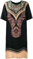 Etro oriental print dress