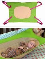 "Baby Hammock,Newborn Detachable Portable Bed Safety Print Hammock For Infant Children's By Makaor (Size:116cmx74cm/45.7""x29.1"", Green)"