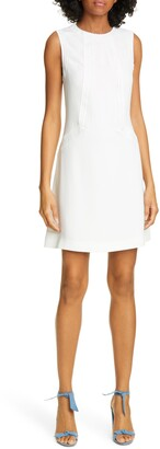 Ted Baker Sieera Lace Trim Sheath Dress