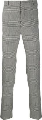 Balmain Prince Of Wales Check Trousers