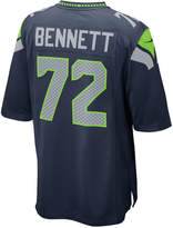 Nike Men's Michael Bennett Seattle Seahawks Game Jersey