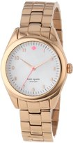 Kate Spade Women's 1YRU0028 Rose Gold Seaport Watch