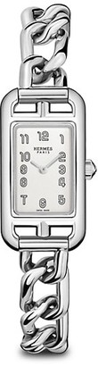 Hermes Nantucket 17MM Stainless Steel Bracelet Watch