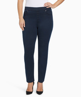Gloria Vanderbilt Dark Blue Jeans - Plus