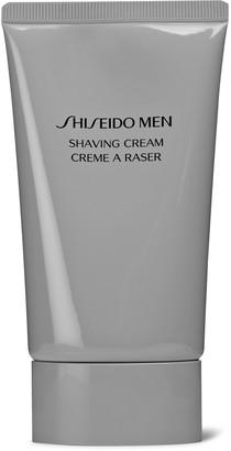 Shiseido Shaving Cream, 100ml