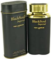 Ted Lapidus Black Soul Imperial Eau De Toilette Spray for Men (3.33 oz/98 ml)