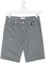 Dondup knee-length denim shorts