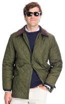 Barbour Men's Olive Quilted Liddesdale Jacket