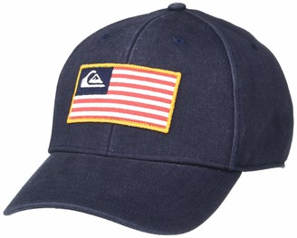 Quiksilver Men's Grounded America HAT