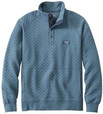 L.L. Bean Men's L.L.Bean Quilted Sweatshirt