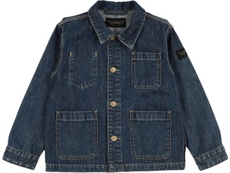 Finger In The Nose Denim outerwear