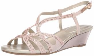 Bandolino Footwear Women's Gyala Wedge Sandal
