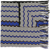 Missoni embroidered scarf