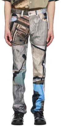 Serapis Multicolor Piraeus Tower Jeans