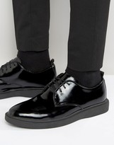 Zign Leather Derby Shoes