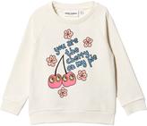 Mini Rodini Cherry Print Sweatshirt