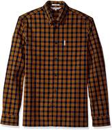 Ben Sherman Men's 80s Tartan Archive Shirt