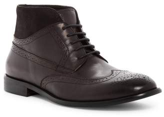 Vintage Foundry Graham Wingtip Leather Boot