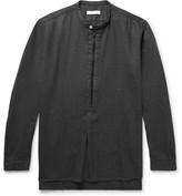 Nonnative Stranger Wool-Blend Flannel Shirt